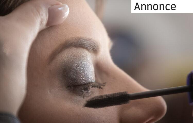 Husk at brug øjenskygge primer